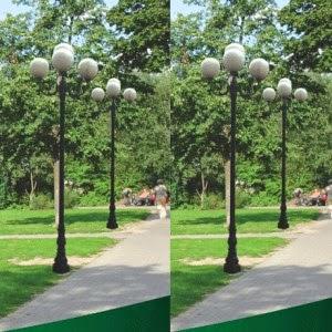 Cột đèn sân vườn chất DC 02