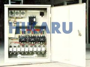 Tủ điện chiếu sáng cao áp Hikaru