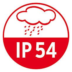 đèn cao áp cấp bảo vệ IP55