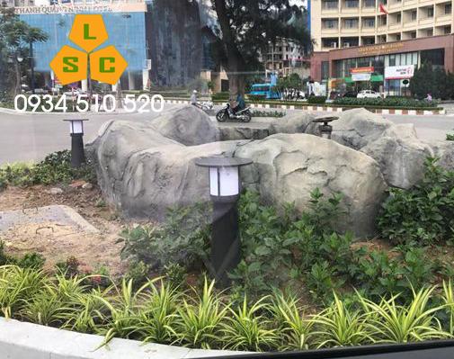Đèn sân vườn Led SLC - N10